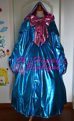 Cinderella Fairy Godmother Dress for party cosplay costume - Fairy God Mother Costume