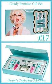 Candy Perfume Gift Set
