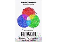 Above and Beyond Tickets 2X Tickets +2 Extra After Pary Tickets to O2 Brixton Academy til 03:00 am