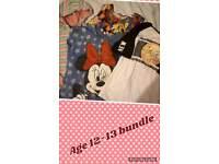 Beach holiday beach jackets tshirt emoji Minnie bundle 12-13