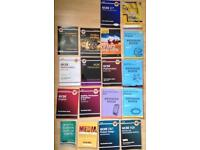 Gcse revision guides books