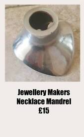 Jewellery Makers Necklace Mandrel