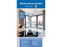 Wireless Security System, CCTV System or a Door Viewing System