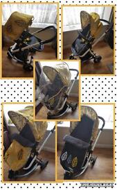 Giggle 2 complete pram and travel system