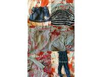 Bundle of girls clothes 3-4 some 2-3