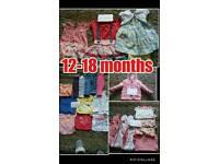 Baby bundle12-18months