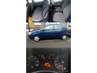 Urgent sale punto £350 ono for spares or repairs has to go asap