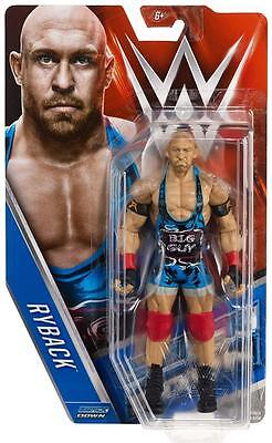 RYBACK BASIC 63 WWE MATTEL ACTION FIGURE TOY BRAND NEW - IN STOCK- MINT