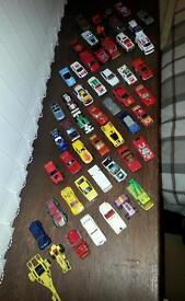 Match box cars vintage retro 50+