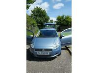Fiat Grande Punto 1.2 09 plate 3 doors ideal first car lovely condition NOT corsa,fiesta, clio
