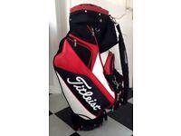 Awesome Titleist Golf Cart Bag Near Mint Cost £150