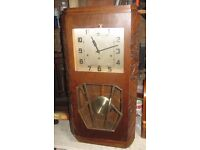 A116 Antique French Wall clock.