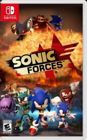 Sonic Forces.