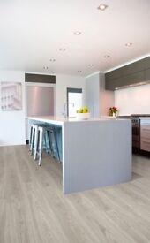 Moduleo flooring 19.3m2