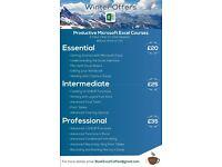 Microsoft Excel Tutor - Essential/ Intermediate/ Professional Level - Best Service
