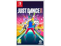 Nintendo Switch Game JUST DANCE 2018 For Sale Bargain Price Only £20 In Mint Condition