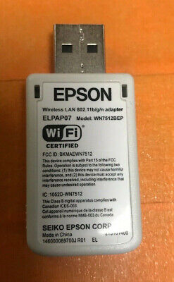 Epson Wireless LAN Module (ELPAP07) V12H418P12  for sale  Shipping to India