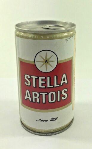 Stella Artois Beer Can - Straight Steel B1