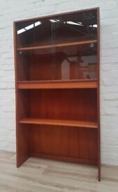 G-plan Bookcase Unit (DELIVERY AVAILABLE FOR THIS ITEM OF FURNITURE)
