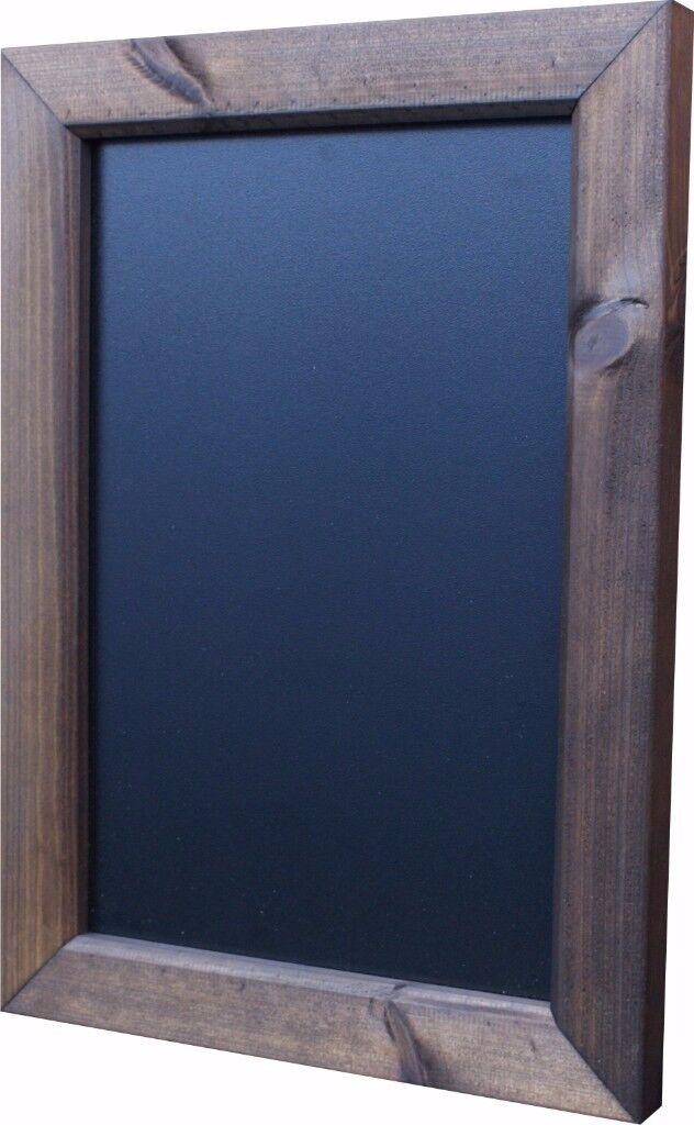 Oak Framed Chalkboard A3 Size