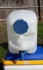 Water Bottle Large Capacity with filler and spout.