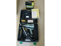 Hitachi NR90GC2 1st Fix Gas Clipped Head Strip Framing Nailer