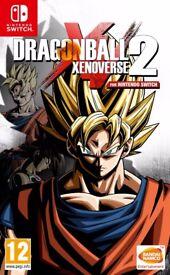 Nintendo Switch - Dragonball Xenoverse 2 £45 o.n.o
