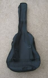 Guitar Case with Backpack style Straps and side handle £2