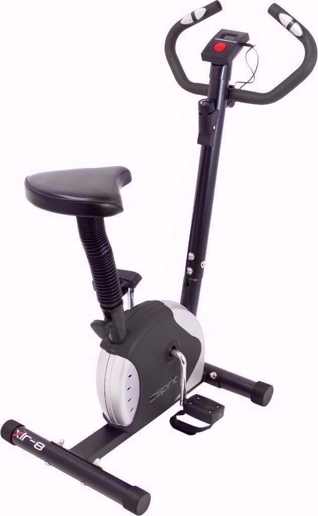Brand New Esprit Fitness XLR-8 Exercise Bike Adjustable ...
