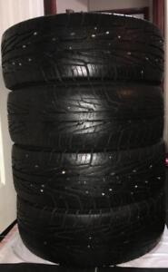 Barely Used (All Weather) 195/65R15 Goodyear Assurance Tripletred Set For Only $220!!!