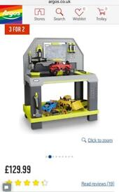 Little tikes construct and learn smart workbench