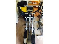 Extended Stride Elliptical Cross Trainer