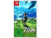 Zelda... Nintendo switch ...WILL SWAP..