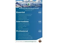 Microsoft Excel Tutor - Essential/ Intermediate/ Professional Level - Best Service