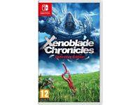 Xenoblade Chronicles: Definitive Edition (Nintendo Switch, 2020)