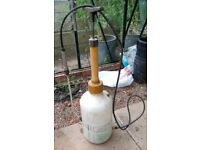 10 litre garden sprayer