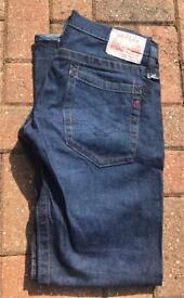 Replay jeans 32 waist 34 leg