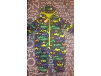 Bluezoo car snowsuit, brand new with tags