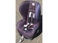 Britax Prince Black Thunder Group 1 car seat - good used condition
