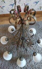 Pair of Decorative Lights