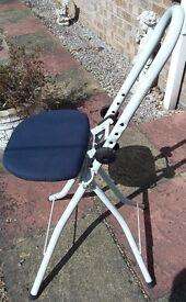 Perching / ironing stool