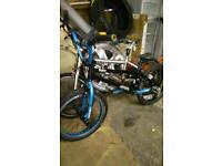 Bmx Voodoo Ogun 20inch bike.