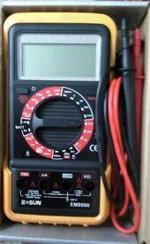 Digital Multimeter 28 position
