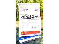 OstroVit WPC 80 2270 g - pure whey protein of the highest European quality! RECOMMEND !!!!!