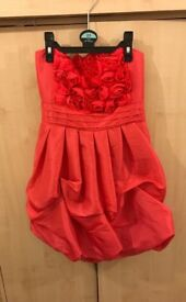 Girls party dress 10yrs