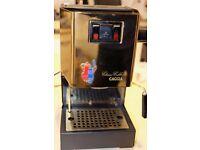 Gaggia Classic coffee machine in Gold
