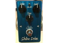 Suhr Shiba Drive Guitar Pedal **Original **