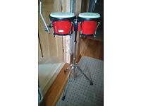 Meinl Headliner Bongos with extras for sale