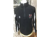 Ulster Rugby Union Sport Fleece Kukri Adult Men Size Small