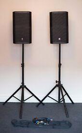"EV Electro-Voice ZLX 15P 15"" Two-way Powered Loudspeakers (X2)"